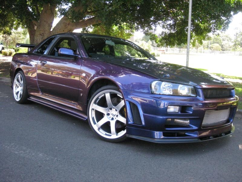 How Do I Legalize My R34 In The States?