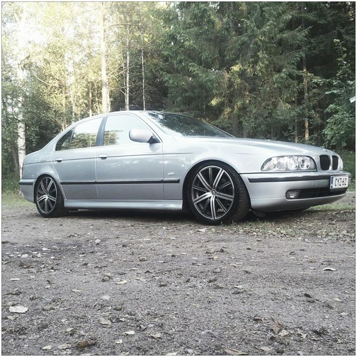 1997 BMW 5 Series picture