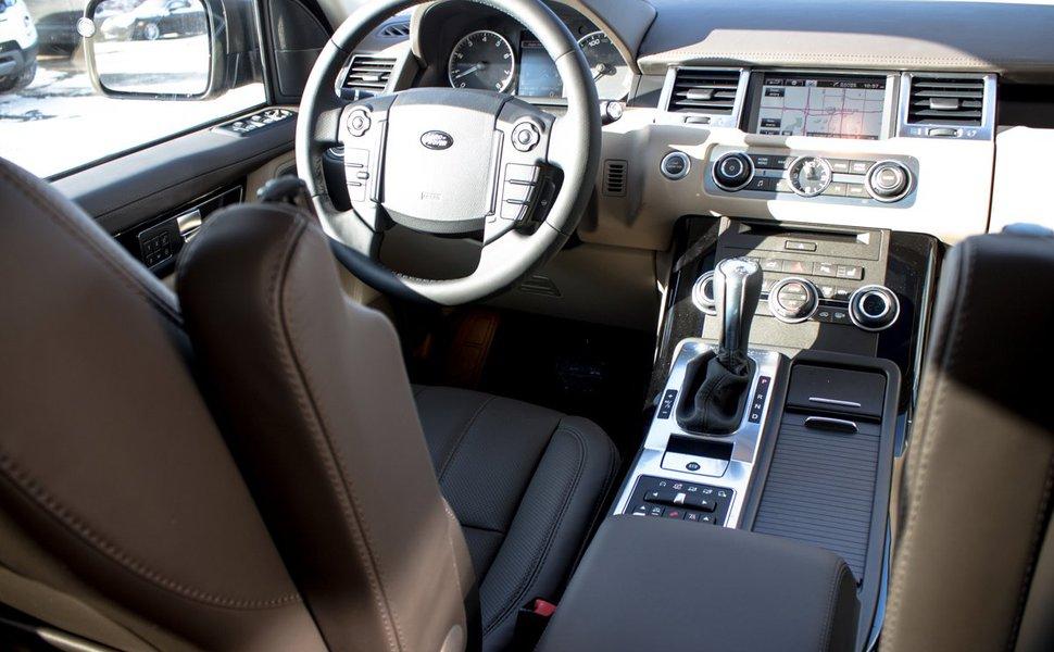 2013 Land Rover Range Rover Sport - Pictures - CarGurus  Range