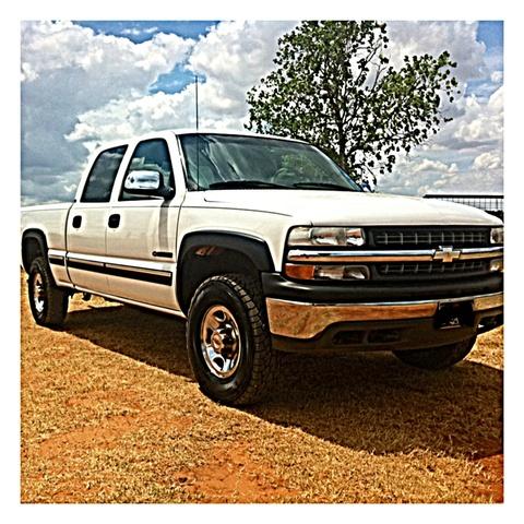 Picture of 2001 Chevrolet Silverado 1500HD HD LS Crew Cab