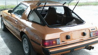 1980 Mazda RX-7 Picture Gallery