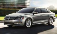 2014 Volkswagen Passat Picture Gallery