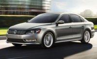 2014 Volkswagen Passat, Front-quarter view, exterior, manufacturer