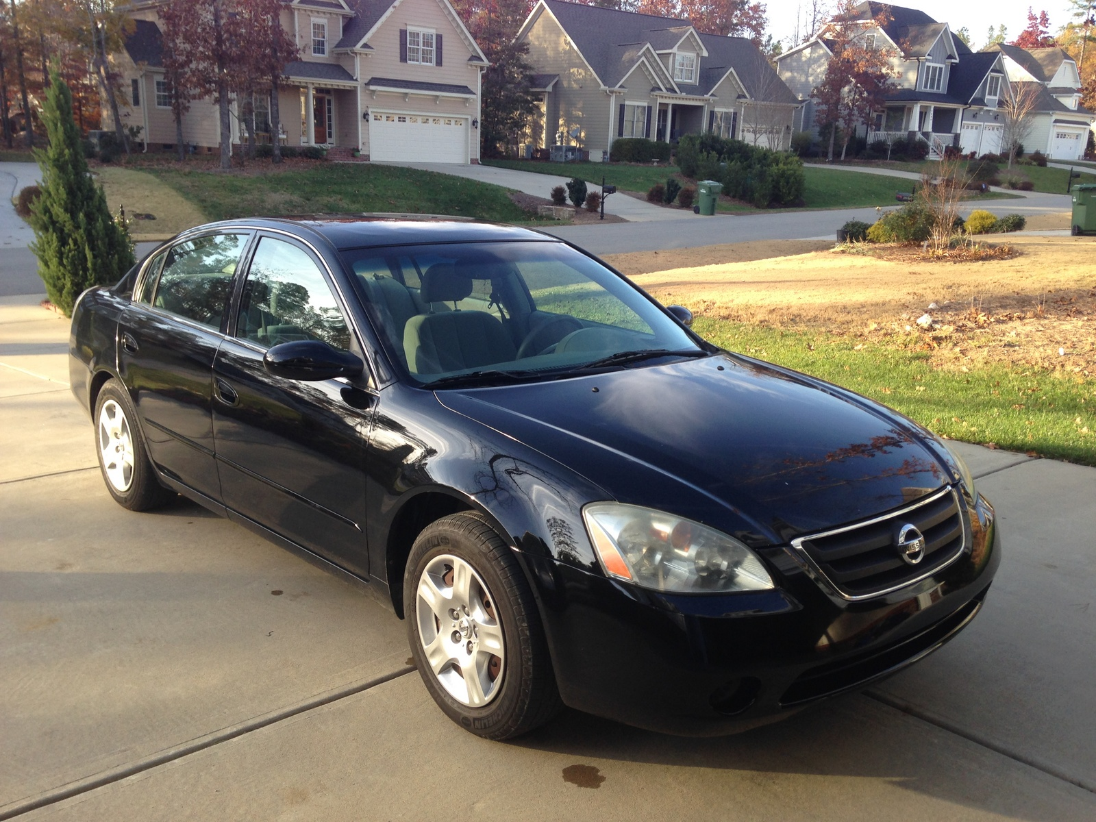 2009 Honda Accord Specs Picture of 2003 Nissan Altima 2.5 S, exterior