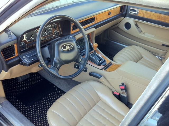 1990 Jaguar Xj Series Interior Pictures Cargurus