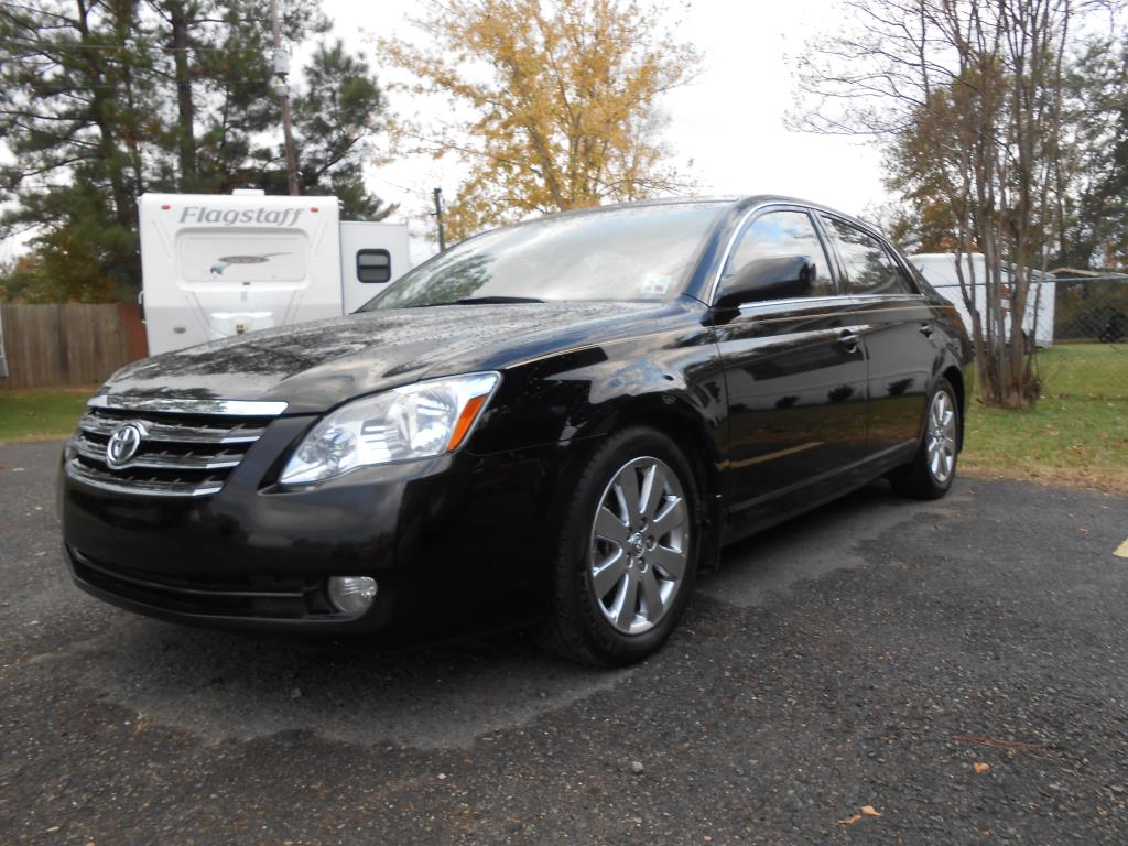 picture of 2007 toyota avalon xls exterior. Black Bedroom Furniture Sets. Home Design Ideas