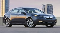 2014 Acura TL, Front-quarter view, exterior, manufacturer