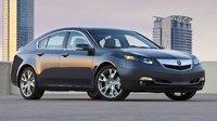 2014 Acura TL, Front-quarter view, exterior, manufacturer