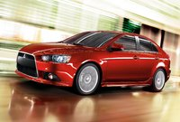 2014 Mitsubishi Lancer Sportback Picture Gallery