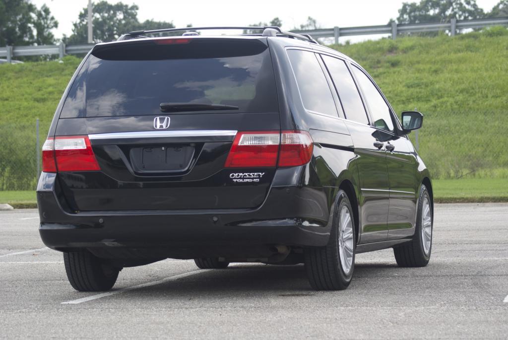 2005 Honda Odyssey Trim Information Cargurus