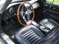 Picture of 1966 Chevrolet Corvette Coupe, interior