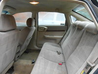 Picture of 2002 Chevrolet Impala Base, interior, gallery_worthy