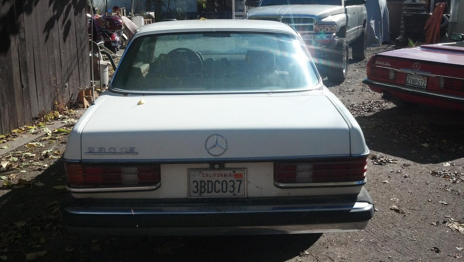 1980 mercedes benz 280 overview cargurus for Mercedes benz 1980