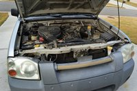 Picture of 2001 Nissan Frontier 2 Dr XE 4WD Extended Cab SB, engine