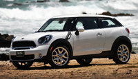 2014 MINI Cooper Paceman Picture Gallery