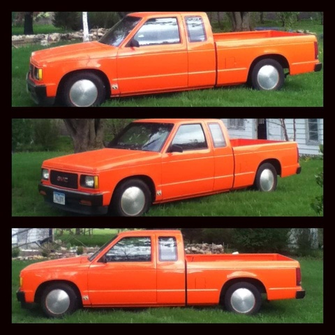 Picture of 1983 Chevrolet S-10 STD Extended Cab SB, exterior