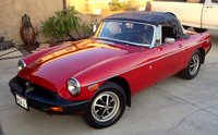 1979 MG MGB Overview