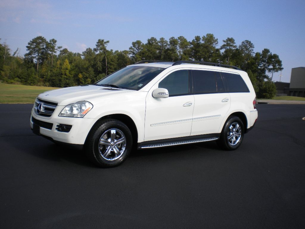 2008 mercedes benz gl class pictures cargurus. Black Bedroom Furniture Sets. Home Design Ideas