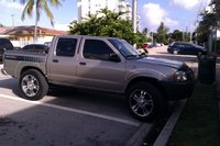 Picture of 2002 Nissan Frontier 4 Dr XE Crew Cab SB, exterior, gallery_worthy