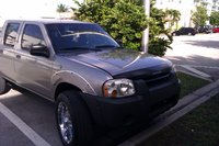 Picture of 2002 Nissan Frontier 4 Dr XE Crew Cab SB, exterior