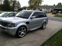 Picture of 2006 Land Rover Range Rover Sport HSE, exterior