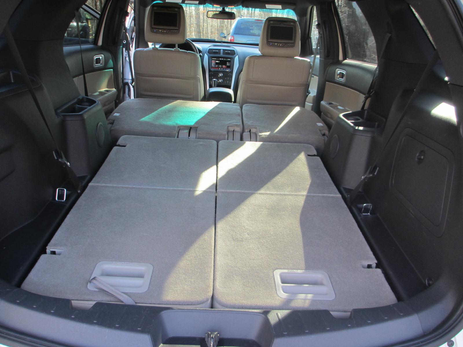 2012 Ford Explorer Interior Pictures Cargurus