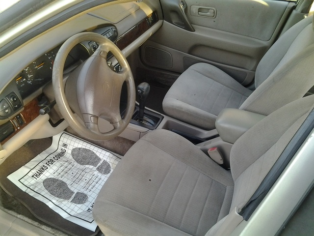 Picture of 1996 Nissan Altima GXE, interior, gallery_worthy