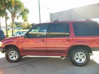 1999 Ford Explorer 4 Dr Limited SUV picture, exterior