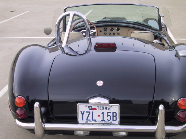 Picture of 1996 Excalibur Cobra 302