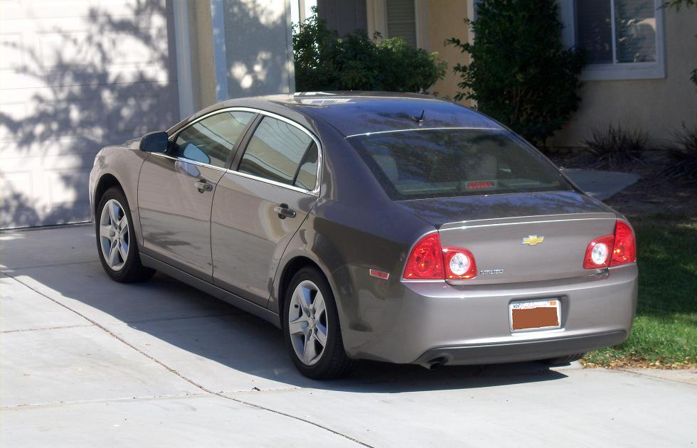 2011 Chevrolet Malibu Pictures Cargurus