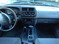 Picture of 2001 Nissan Xterra SE 4WD, interior, gallery_worthy