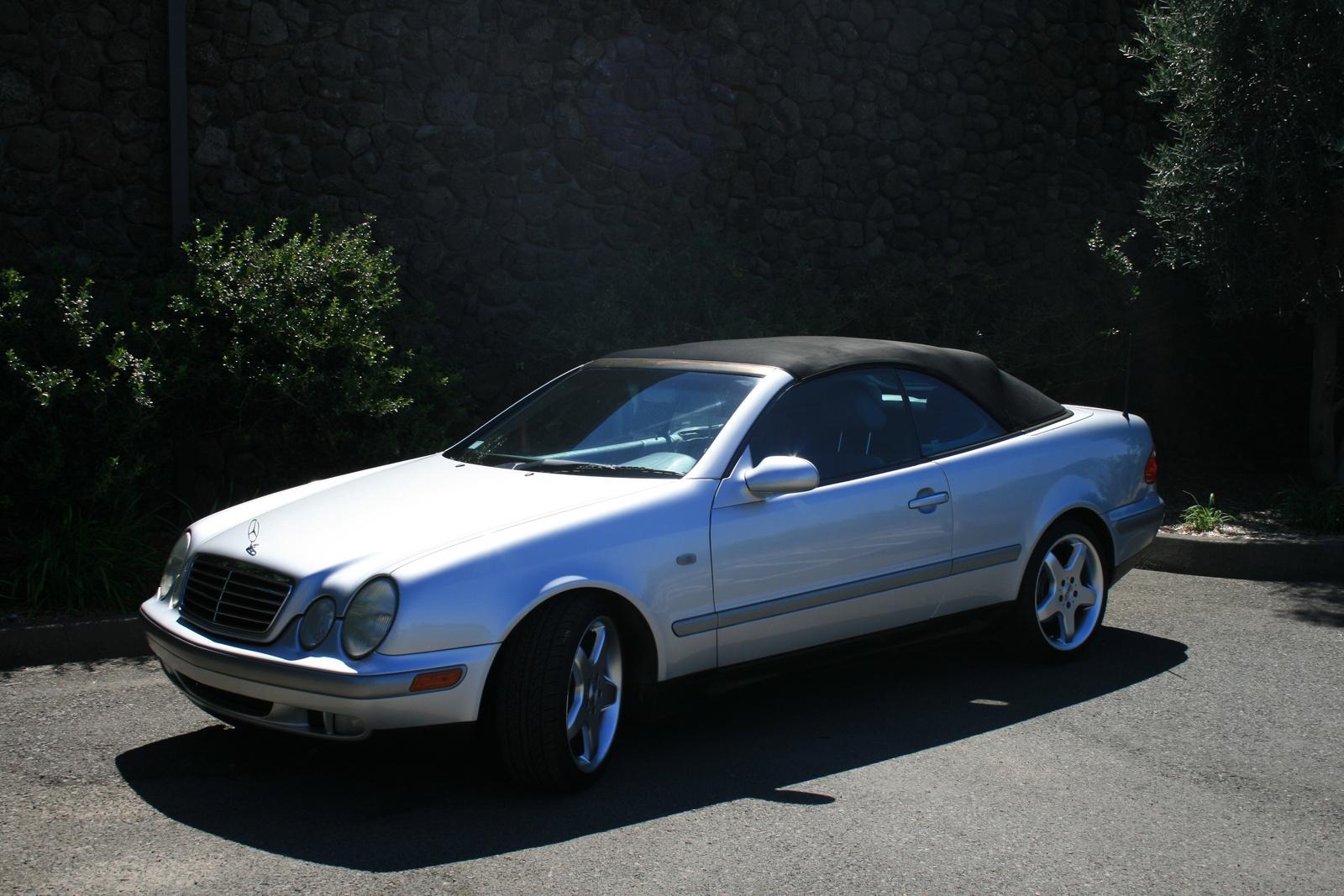 1999 mercedes benz clk class trim information cargurus for Mercedes benz clk 1999