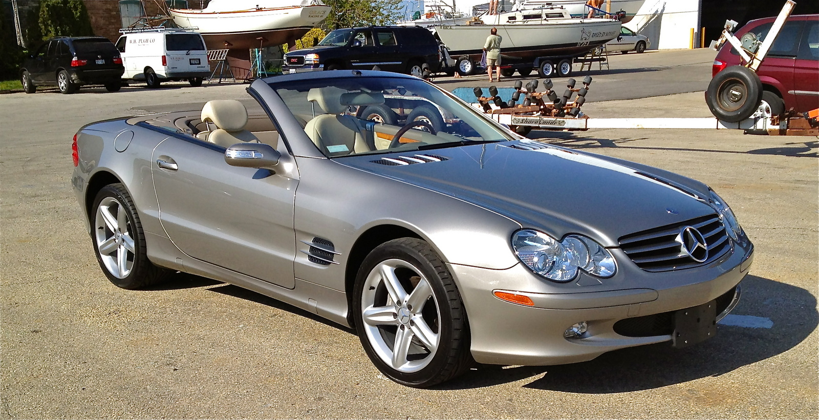 2004 mercedes benz sl class pictures cargurus for 2004 mercedes benz e320 review