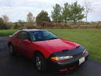 1992 Plymouth Laser RS Turbo AWD, 1992 Plymouth Laser 2 Dr RS Turbo FWD Hatchback, exterior, gallery_worthy