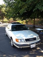 Picture of 1994 Audi 100 CS Quattro, exterior