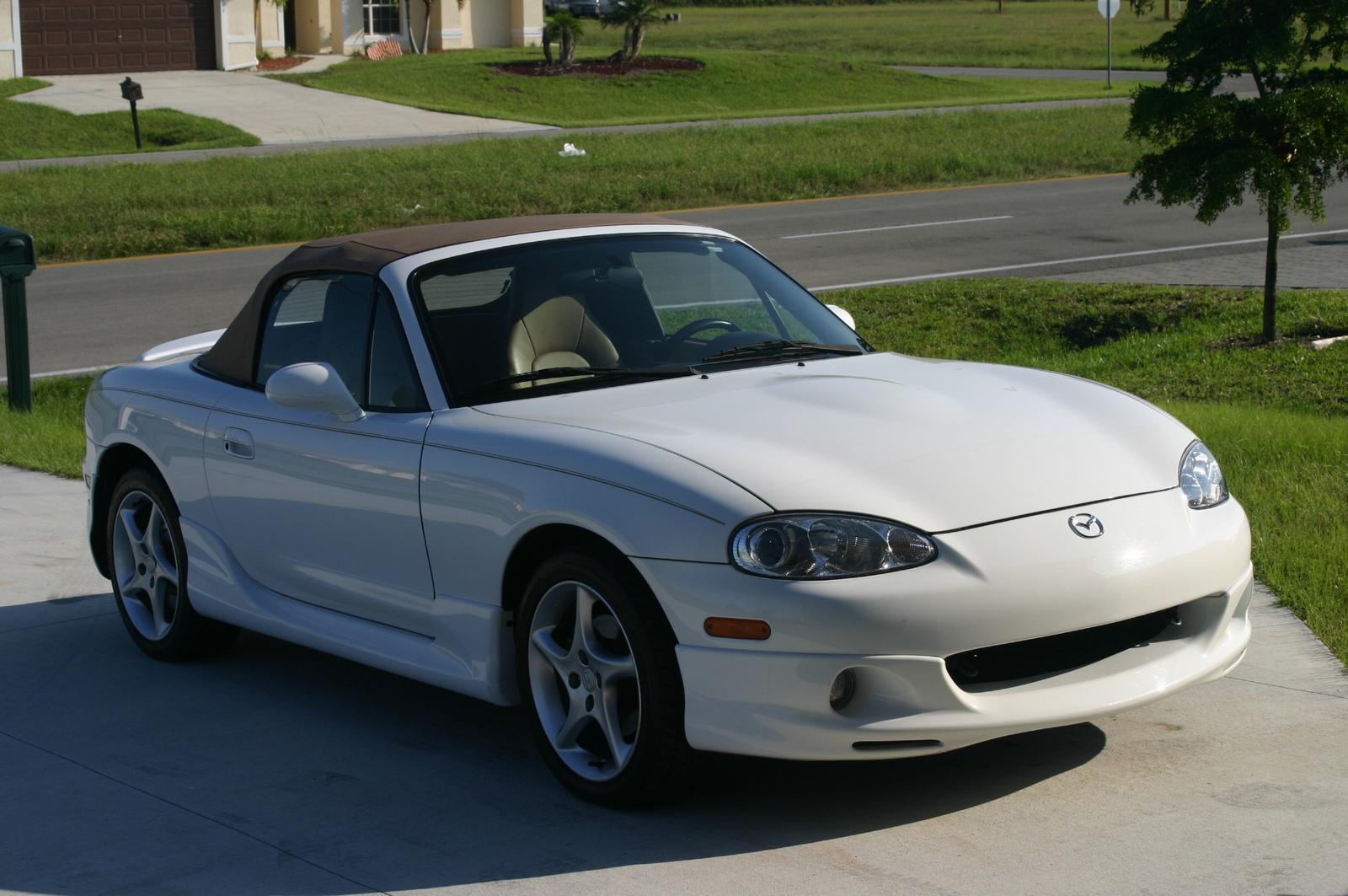 2001 Mazda Mx 5 Miata Pictures Cargurus