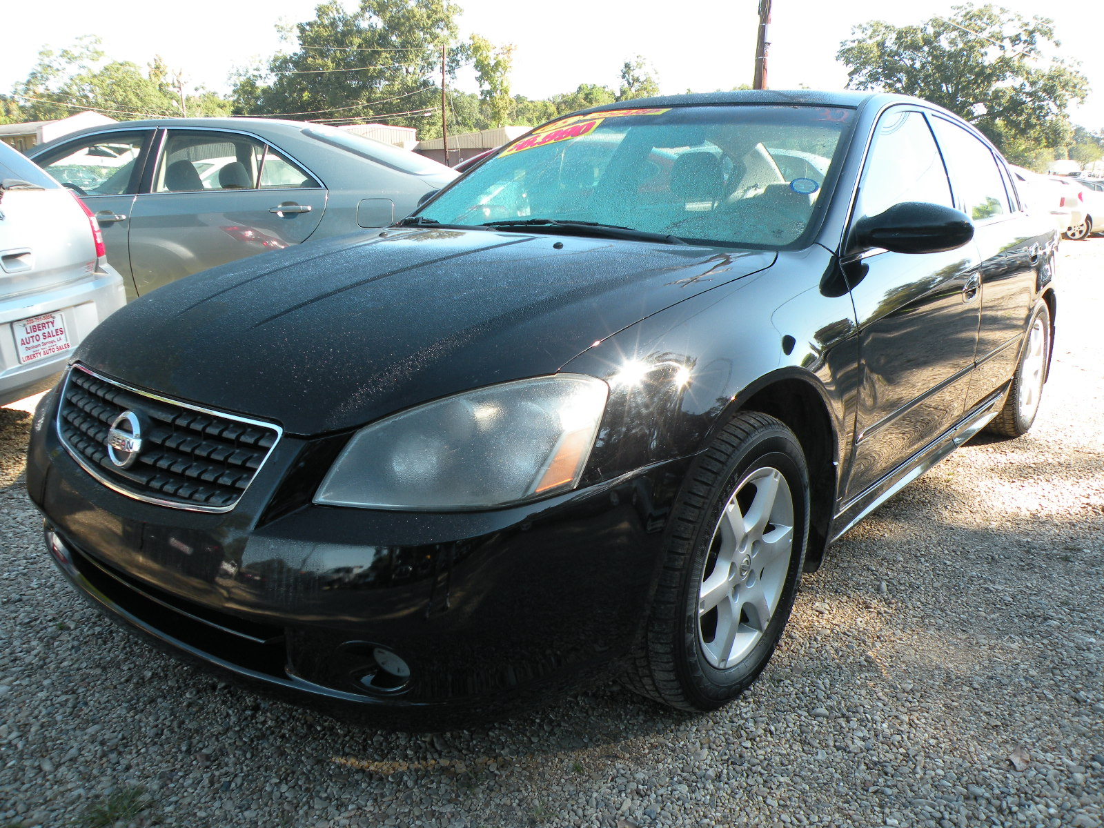 2005 nissan altima 2 5 related infomation specifications weili automotive network. Black Bedroom Furniture Sets. Home Design Ideas