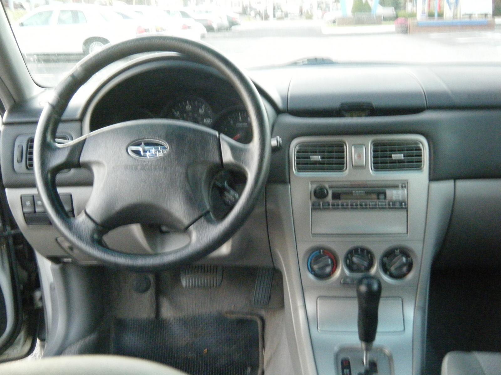 2003 Subaru Forester Interior Pictures Cargurus