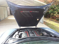 Picture of 2012 Chevrolet Corvette Grand Sport Convertible 4LT, engine