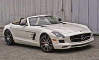 Mercedes-Benz SLS-Class Overview