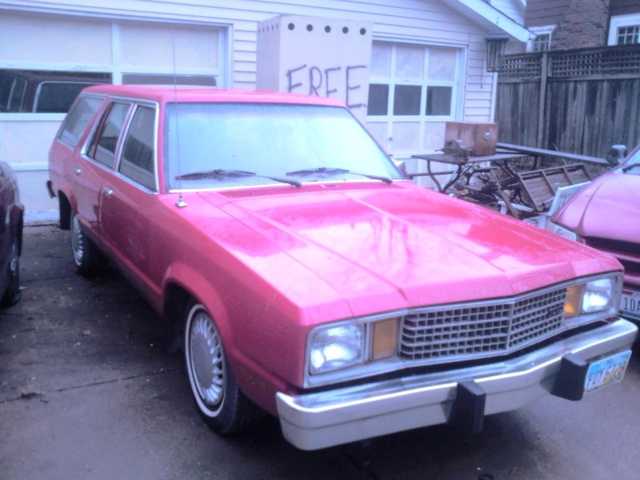 Picture of 1981 Ford Fairmont