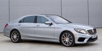 2014 Mercedes-Benz S-Class, Front-quarter view, manufacturer, exterior