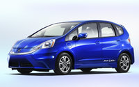 2014 Honda Fit EV Overview