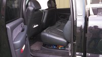 Picture of 2001 GMC Sierra 2500HD 4 Dr SLT Crew Cab SB HD, interior