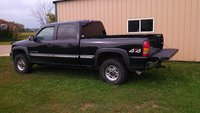 Picture of 2001 GMC Sierra 2500HD 4 Dr SLT Crew Cab SB HD, exterior