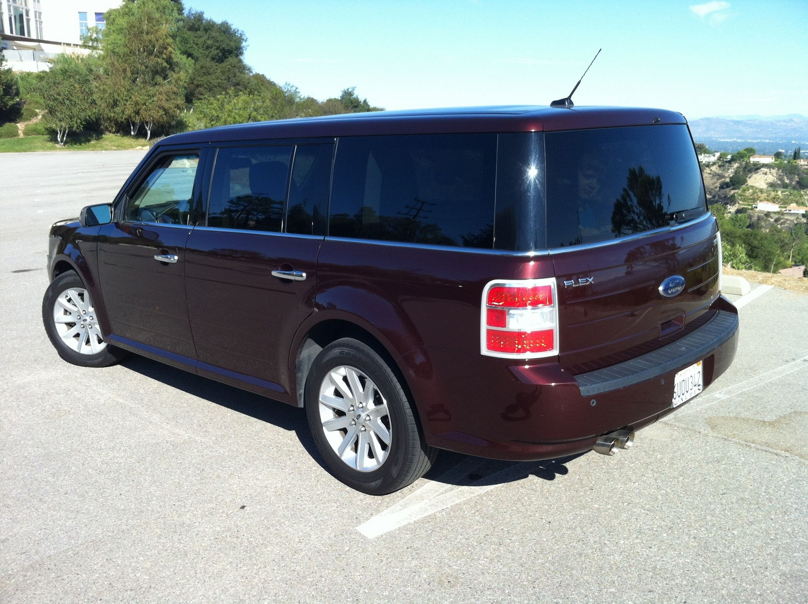 reviews 2009 ford flex sel. Black Bedroom Furniture Sets. Home Design Ideas
