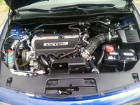 Picture of 2009 Honda Accord Coupe EX, engine