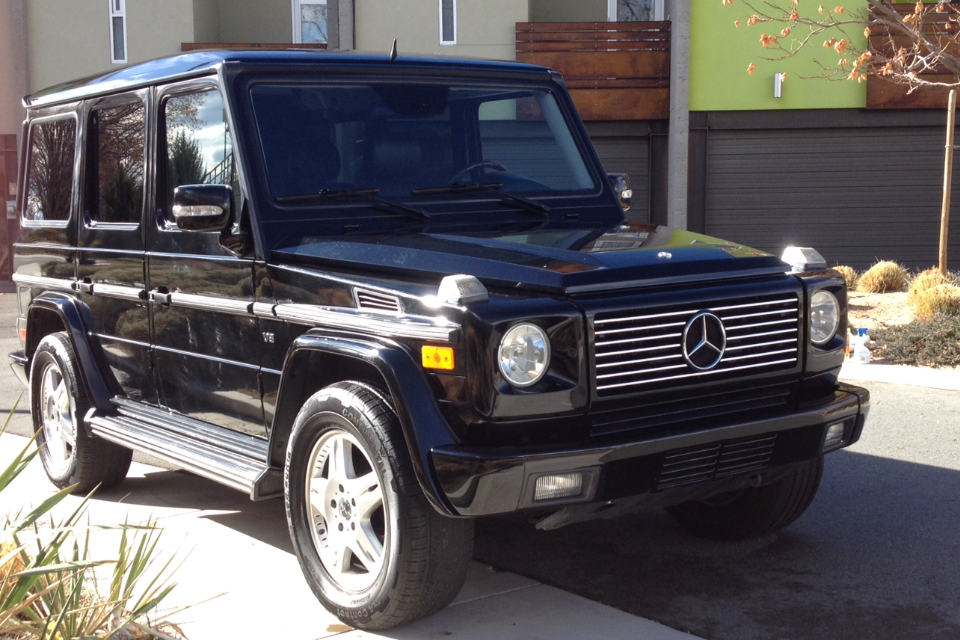 2005 mercedes benz g class pictures cargurus