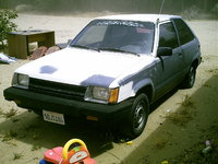 1986 Toyota Tercel, my car during a sand storm., exterior, gallery_worthy