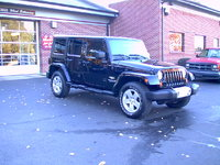 Picture of 2010 Jeep Wrangler Unlimited Sahara RWD, exterior, gallery_worthy